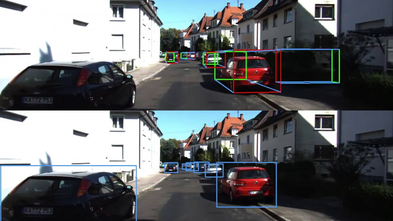 Vehicle Detection and Pose Estimation for Autonomous Driving - Master's  thesis, May 2017