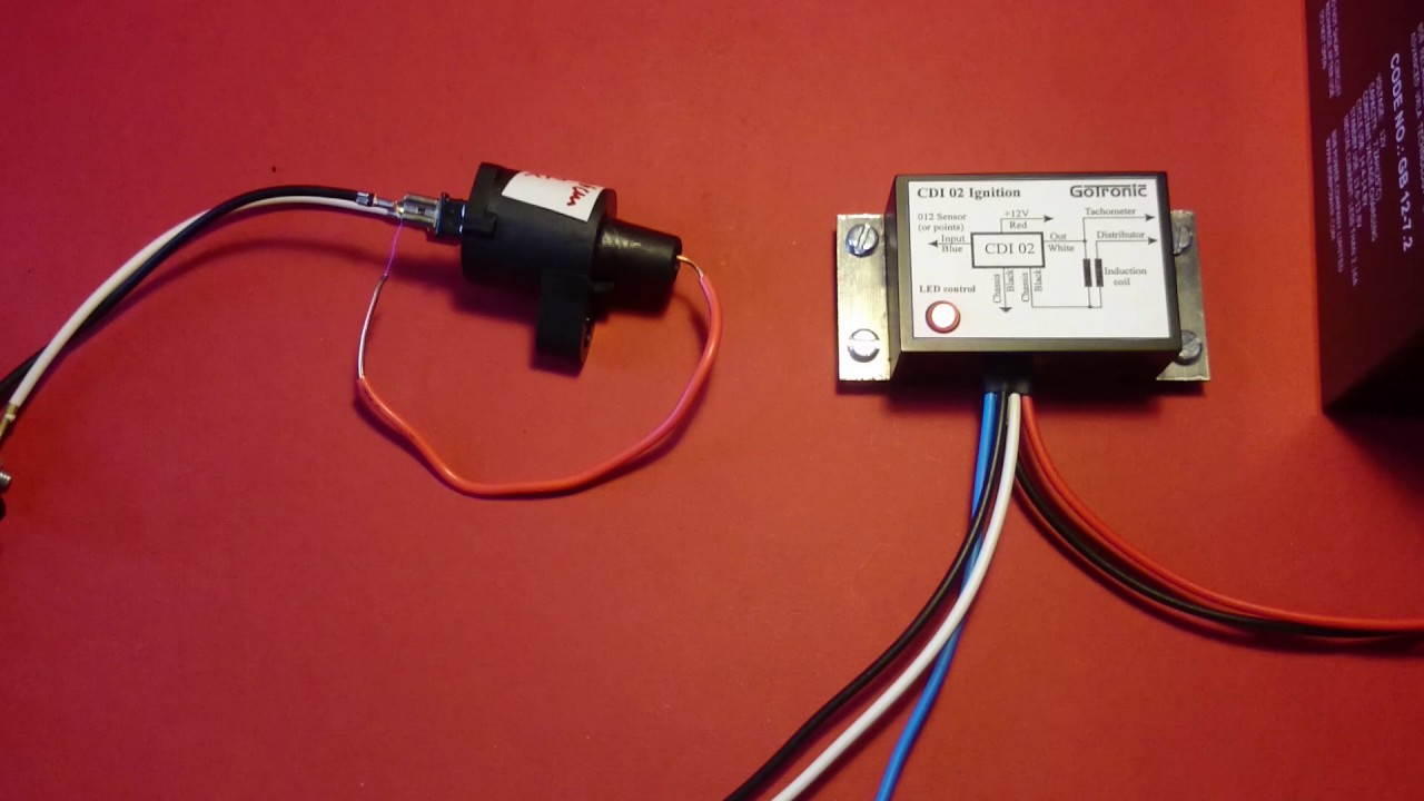 Capacitor Discharge Ignition Cdi Holidays How To Build Circuit 02 Capacitive Disc