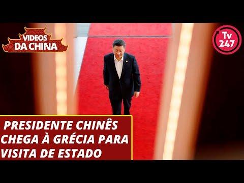 presidente-chinês-chega-à-grécia-para-visita-de-estado