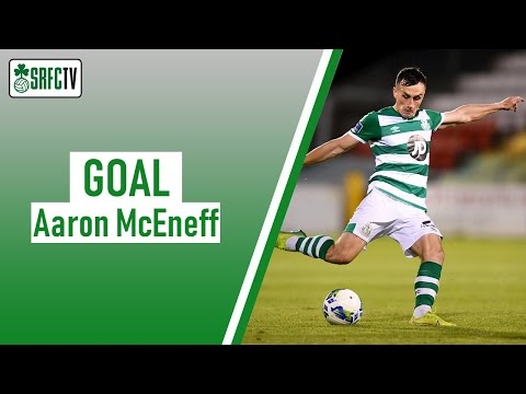 Aaron McEneff v Dundalk | 27 September 2020