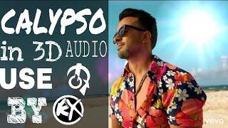 CALYPSO | 3D music use 🎧Luis Fonsi, Stefflon Don - Calypso