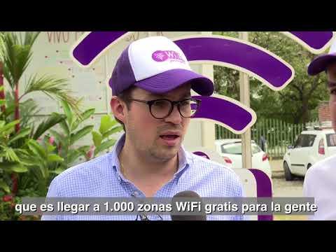 Vice Juan Sebastián Rozo encendió Zona #WiFiGratis en Villavicencio | #ViveDigitalTV C9 N9