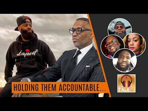 "Kevin Samuels talks WOMEN and THE BLACK MANOSPHERE, JR makes a PLEA FOR GROWTH | Lapeef ""Let"