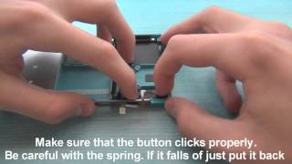 How to Replace Broken 3DS L/R Buttons (Easy Fix)