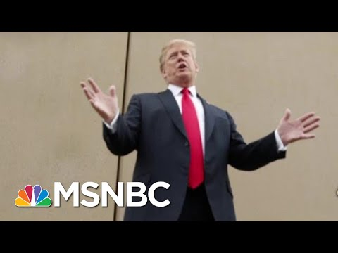 Trump's Wall Con Exposed: Americans Paying, Not Mexico | The Beat With Ari Melber | MSNBC