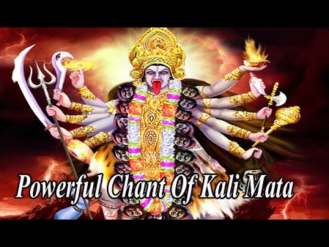SHREE MAHAKALI MANTRA | Most Powerful To Overcome Hardships | Powerful Chant Of Kali Mata
