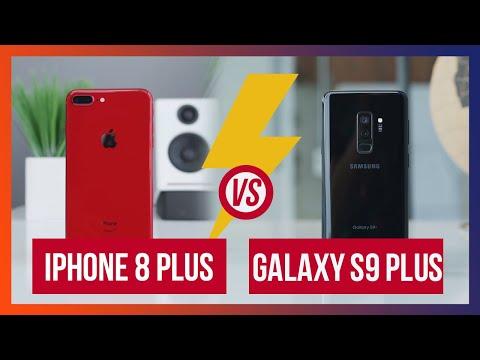 IPhone 8 Plus Và Samsung Galaxy S9 Plus Quá đau đầu để Chọn 1 Trong 2!