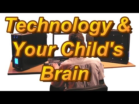 Too Much Technology: How Screentime Affects Kids' Brains