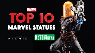 Top 10 Collectable Marvel Statues