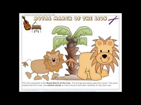 Camille Saint-Saëns The Carnival of the Animals, Charles Dutoit