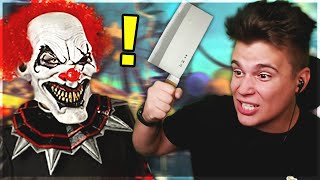 KLAUN Z KOSZMARÓW!   - Evil Clowns #2 [Puppet Combo]