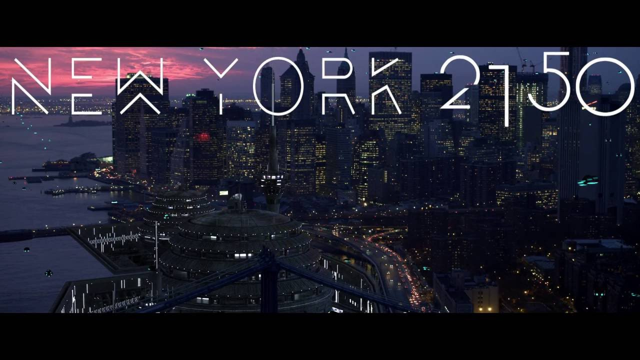 Short-Teaser New York 2150 - YouTube