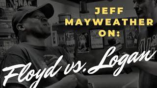 Logan Paul to take on Floyd Mayweather??!! Jeff Mayweather likes Floyd's chances