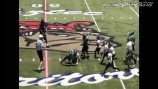 Vegas Youth Football Featuring Ty Evans - Special Talent, Big Plays and Hard Hits