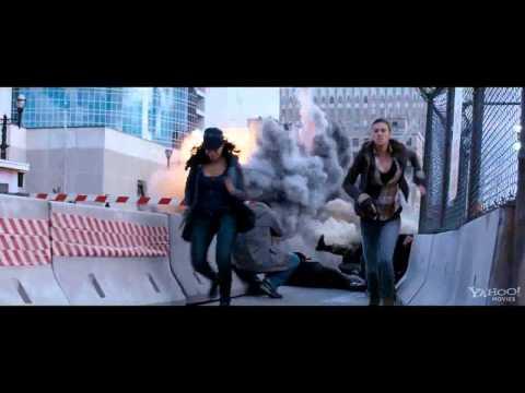 Red Dawn 2012  Battle ScarsMusic Video HD