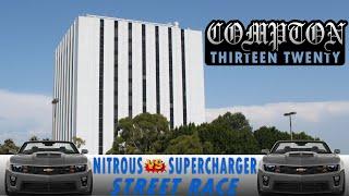 TAFtv - Illegal Street Racing in Compton