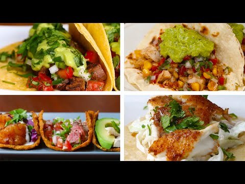 4 Ways To Make Healthy Tacos