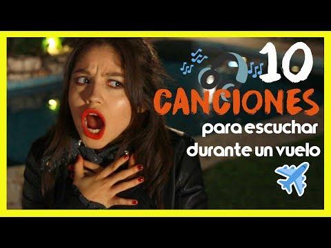 Karol Sevilla I #10CancionesParaEscucharDuranteUnVuelo