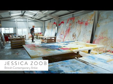 British Contemporary Artist: Jessica Zoob