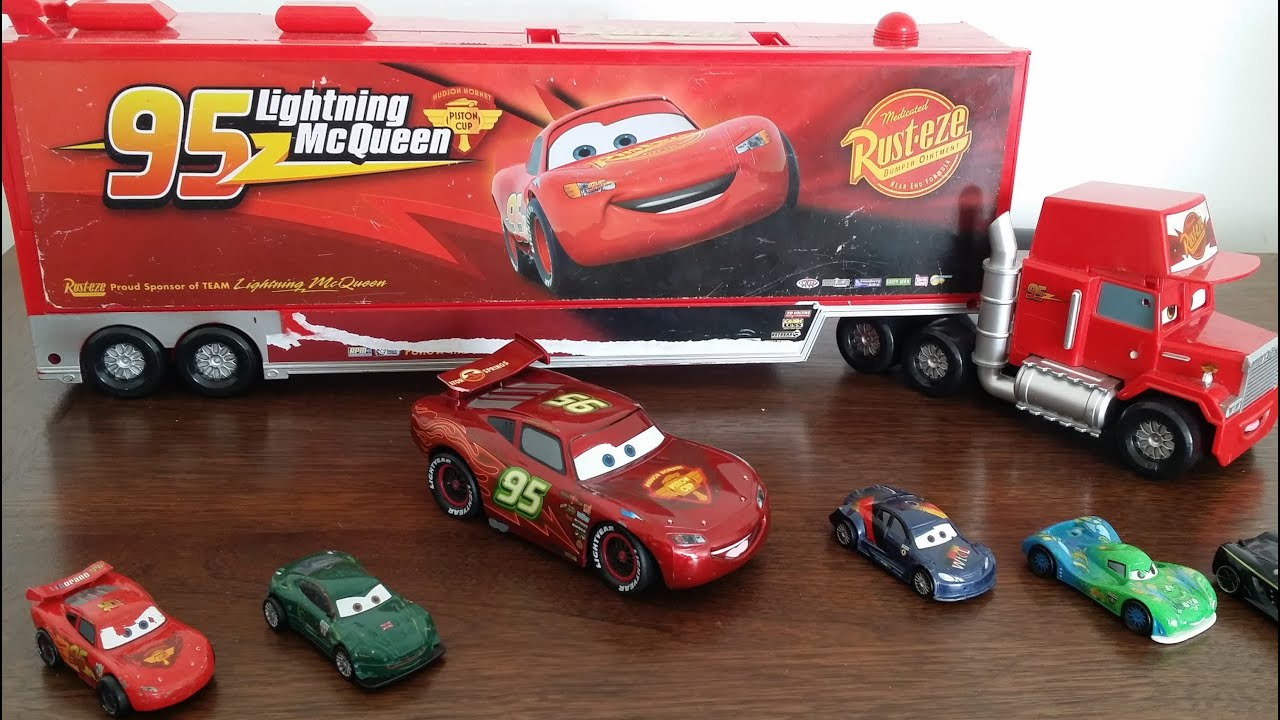 Toy Cars Movies : Cars toys movie truck disney pixar lightning