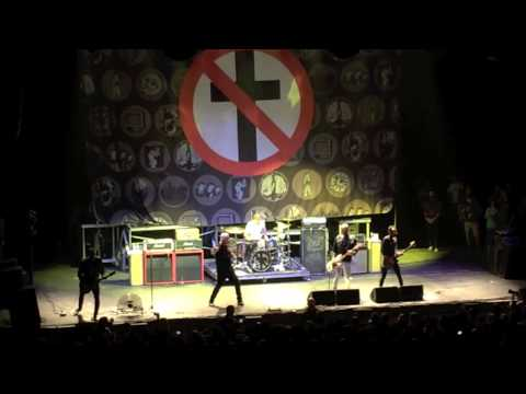 Offspring, Bad Religion, Pennywise, Stiff Little Fingers Live in Las Vegas 2014