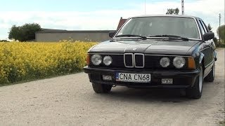 BMW 732 AUTOMATIC 1979 Limusine
