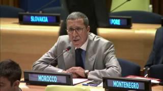 L'ambassadeur du MAROC à l'ONU clashe celui du Venezuela 2017 Video
