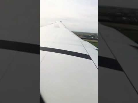 Atterrissage CDG Boeing 777-300 ER Air China CA 933