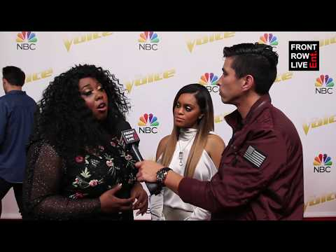 THE VOICE FINALE | Kyla Jade & Spensha Baker Talk Original Single