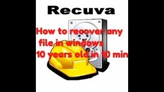 ||How to recover any file, any time for free just a click in hindi||