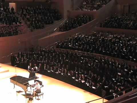 Chindia (L.A. High School Choir Festival)