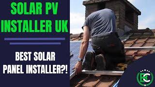 Solar PV Installer UK | Best Solar Panel Installer | Manchester Solar Panels