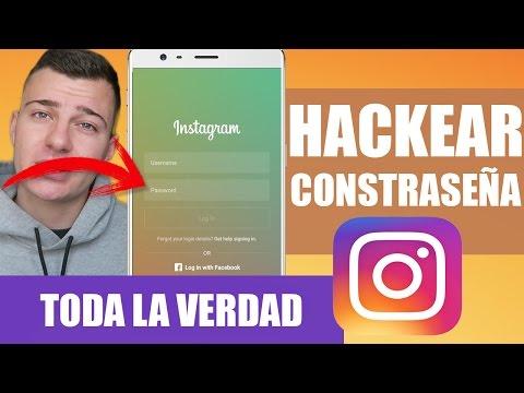 Hackear Contraseña de Instagram es mas FACIL de lo que crees