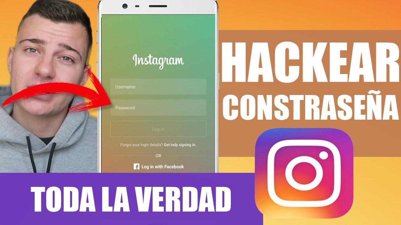 Como hackear instagram con software en 2019⚡ [GRATIS]