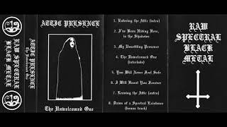 Attic Presence - The Unwelcomed One (2020) (Raw Black Metal)