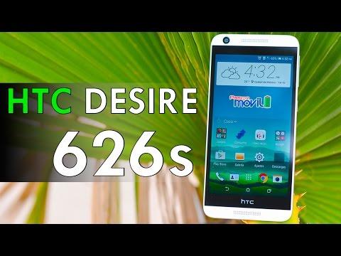 HTC Desire 626s - Análisis en Español HD