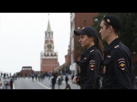 Mystery bomb threats sweep Russia