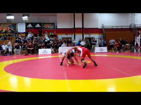 2015 Canada Cup: 61 kg Aso Palani (CAN) vs. Jason Buckle (CAN)