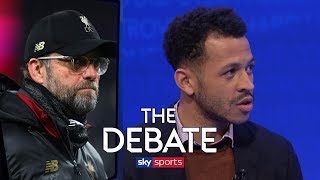 Will Man City pip Liverpool to the PL title? | Liam Rosenior & Tim Sherwood | The Debate