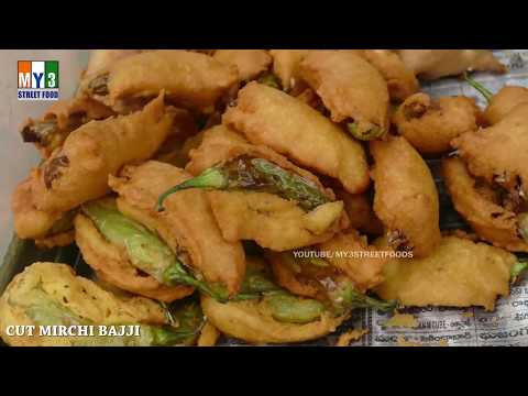 MIRCHI BAJJI COLLECTION | INDIAN RECIPES COMPILATION | CHILL