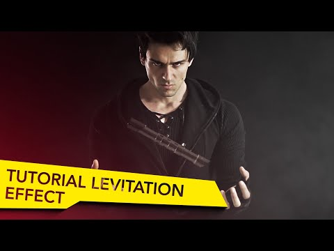 After Effects Force Levitation Tutorial - Star Wars VFX Acad