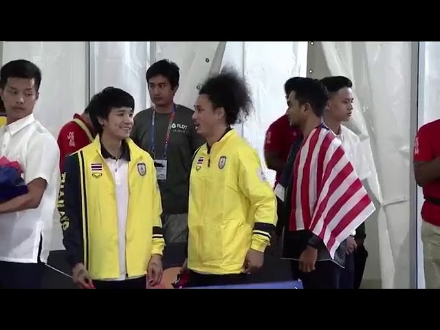 THE 2019 SEA GAMES CYCLING COMPETITION