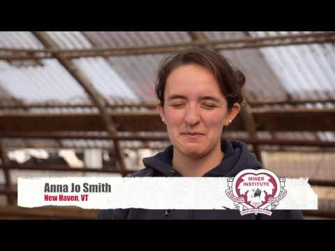 Advanced Dairy Management Program