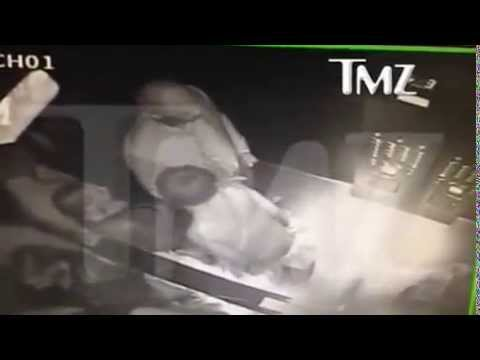 Solange fight with Jay Z [FULL VIDEO]