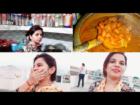 Allahabadi Girl Babita Raj.. Vlog Video Daily Routine House Wife Busy Life