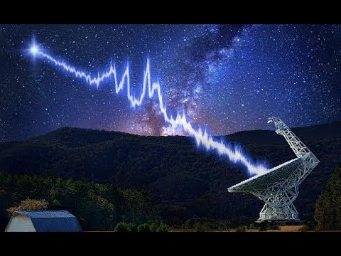 Are Aliens Trying to Contact us? Brightest Ever Fast Radio Burst Spotted by Astronomers