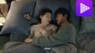 Video Jun Ji Hyun and Lee Min Ho kiss and sleep in each other's arms | The Legend of Blue Sea download MP3, 3GP, MP4, WEBM, AVI, FLV Februari 2018
