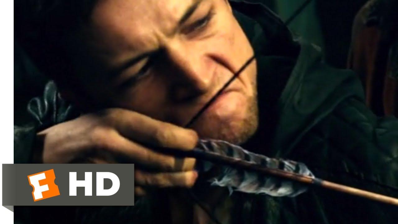 Download Robin Hood (2018) - Training a Legend Scene (3/10) | Movieclips