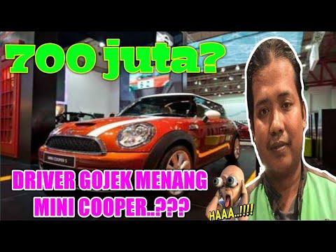 viraL..!! menang undian Bukalapak driver gojek dapat hadiah MINI COOPER se-harga Rp.700 jta Mp3