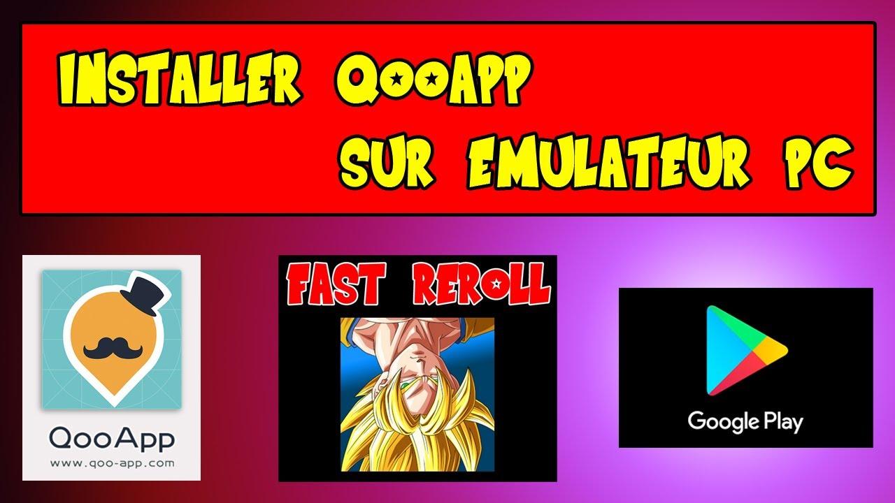TUTO: Comment installer QOOAPP sur emulateur PC? (permet l'Achat de DS sur  PC, Fast-reroll    )